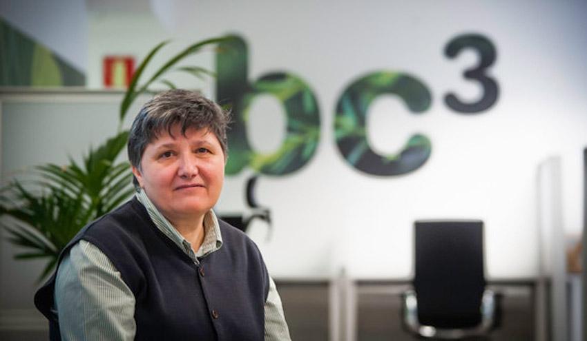 """María José Sanz del BC3: """"Hay más huracanes porque estamos rozando un punto de inflexión climático"""""""