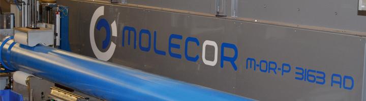 Molecor revoluciona el mercado de tuberías de PVC-O gracias a su novedoso sistema de unión