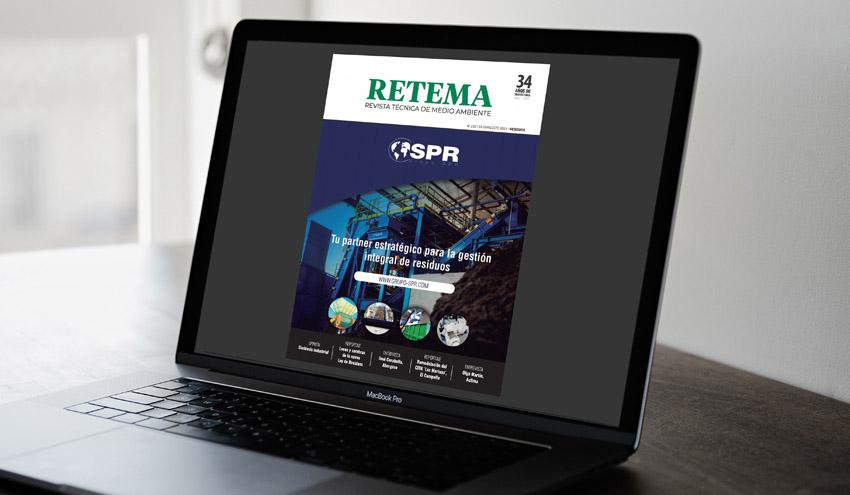 Lee ya la edición digital del número 232 Especial Residuos de RETEMA