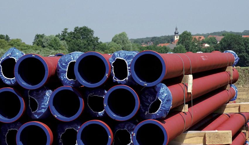 Saint-Gobain PAM España presenta su renovada gama de tuberías de fundición ductil