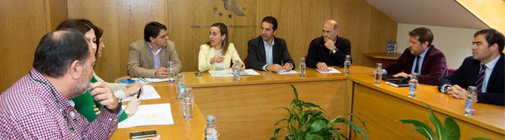 Xunta de Galicia y ayuntamientos gallegos trabajan en la definición de un modelo para la gestión del servicio urbano del agua