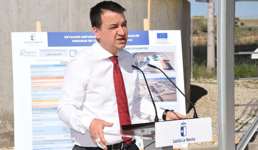 Castilla-La Mancha contará con un plan de depuración de 600 millones de euros