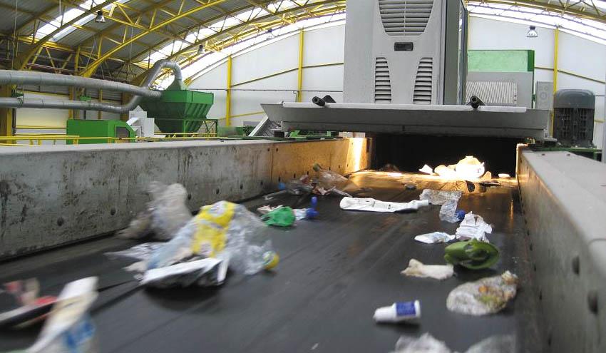 Arrancan las obras de automatización de la planta de envases del Complejo Ambiental de Tenerife