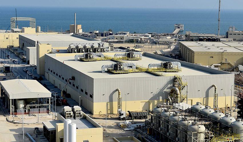 ACCIONA concluye la construcción de la desaladora de Al Khobar I en Arabia Saudí