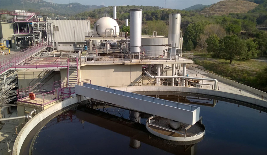 Cadagua se hace con dos nuevos contratos en el sector de tratamiento de aguas industriales