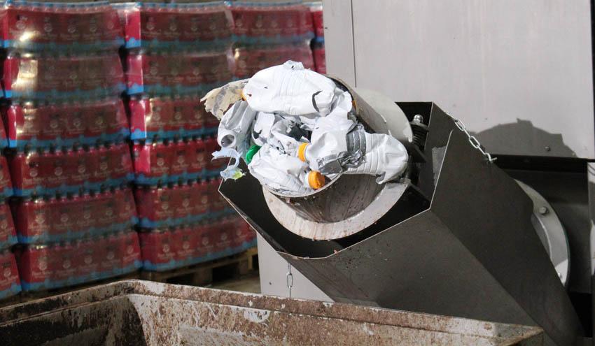 Del reciclaje a la producción de biogás, con FluidEX de HSM