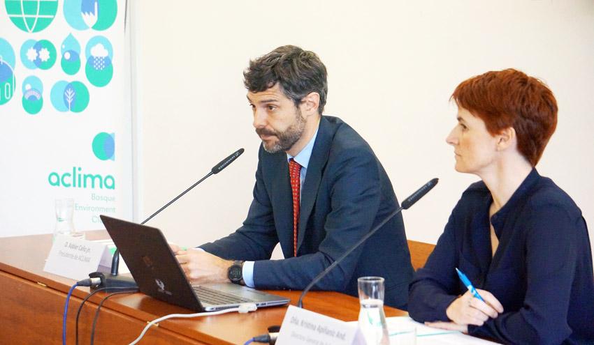 Las empresas de Aclima facturaron en Euskadi un 1,6% más superando los 1.800 millones de euros