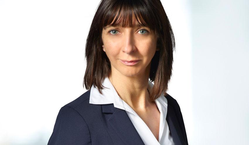 Martina Schmidt, nueva jefa de la unidad de negocio reciclaje y residuos de Vecoplan