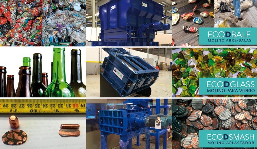 DAGA presenta sus nuevos equipos para el reciclaje de residuos