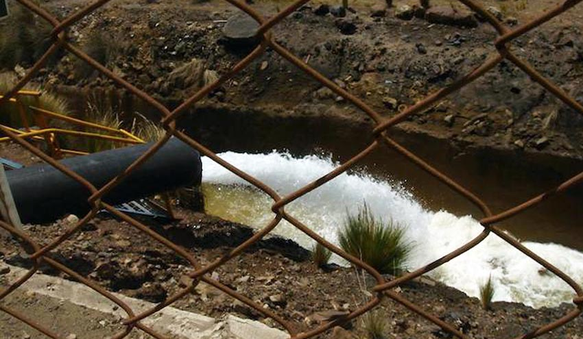 Grecia se enfrenta a sanciones por el deficiente tratamiento de sus aguas residuales