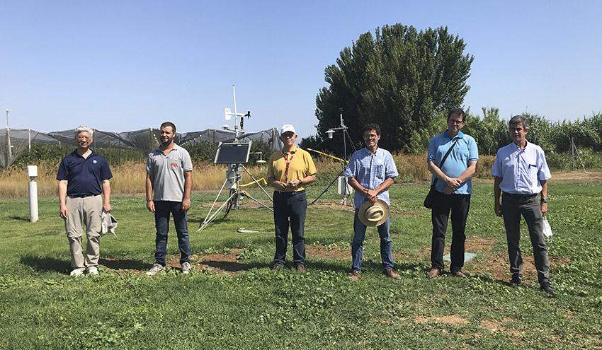 Científicos internacionales estudiarán en Lleida los efectos de la agricultura en el clima