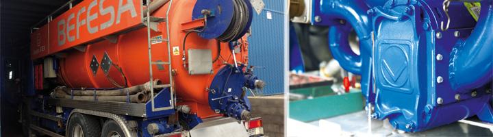 Limpieza de residuos en tanques de la industria petroquímica, el caso de éxito de Vogelsang para su cliente Befesa