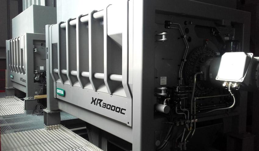 UNTHA suministra una trituradora XR3000C para una nueva planta de produción de CDR en España
