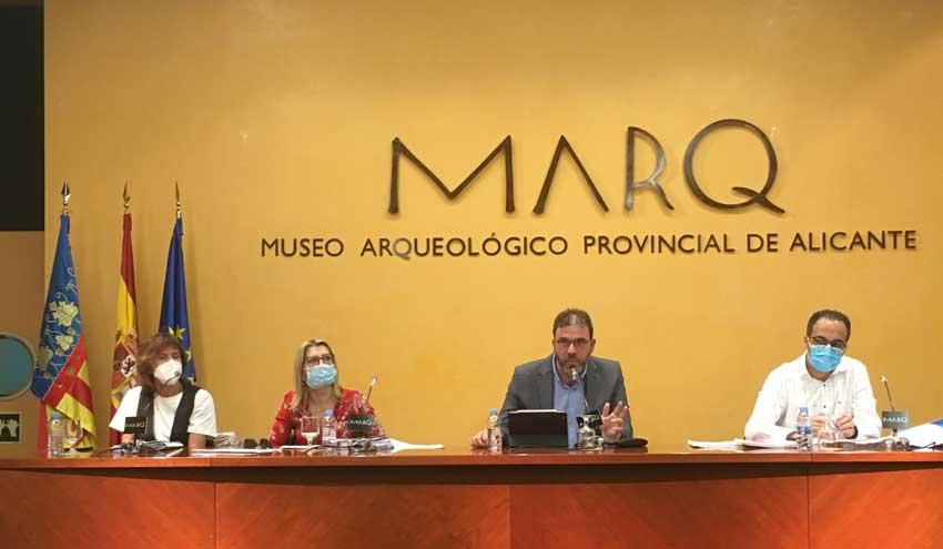 El Consorcio Mare aprueba la creación de una comisión de seguimiento de las obras de la planta de El Campello