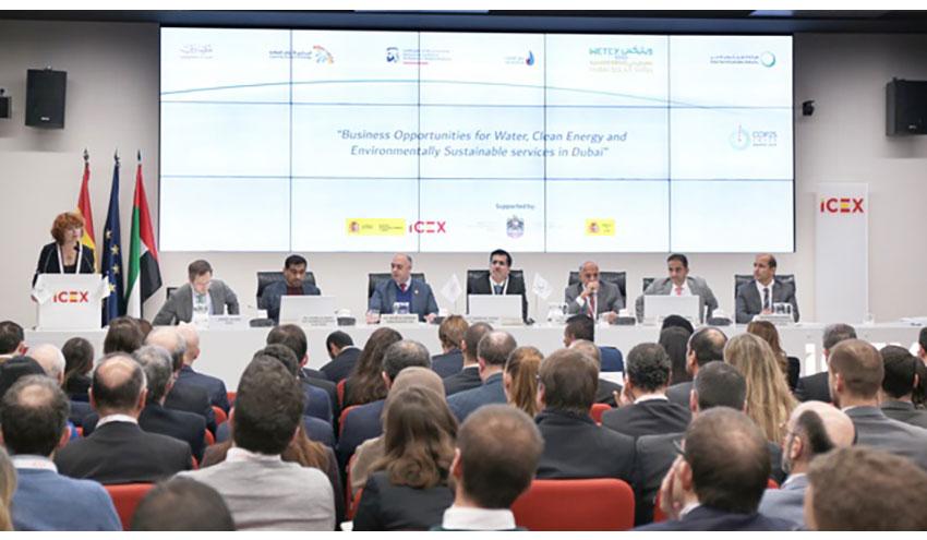 Dubái se apoya en las empresas españolas para dar un giro hacia la sostenibilidad