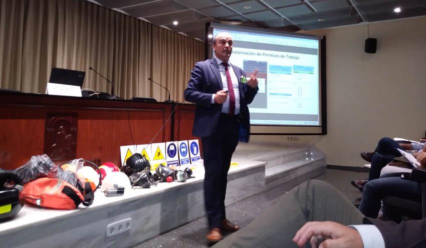 Global Omnium presenta en Sevilla la primera app para garantizar la seguridad y salud en el trabajo