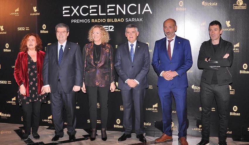 El Consorcio de Aguas Bilbao Bizkaia, reconocido por su papel en la recuperación de la Ría de Bilbao