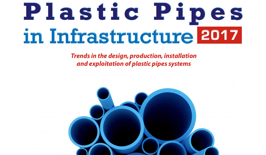 Molecor participará en Plastic Pipes in Infrastructure 2017
