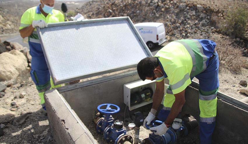 Doscientos trabajadores del sector del agua han certificado sus competencias profesionales