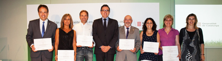 La comarca de Osona consigue los mejores datos de recogida selectiva de residuos en Cataluña durante 2014