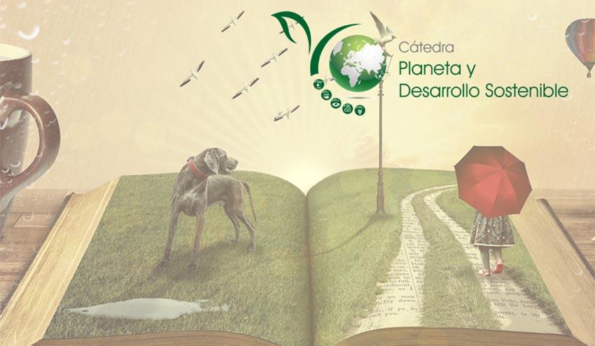"""La """"Cátedra Planeta y Desarrollo Sostenible"""" publica un cuento infantil"""