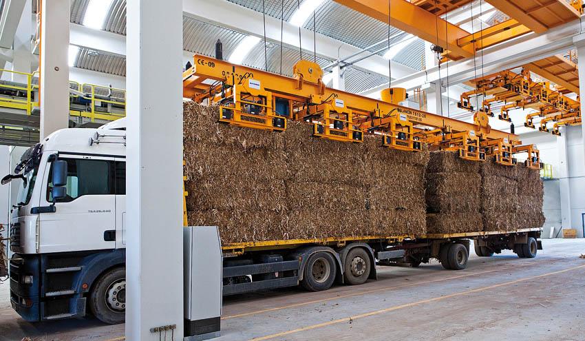 El sector de la biomasa sigue trabajando para suministrar energía a la población