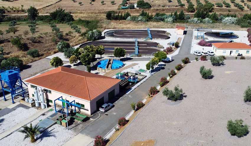 DAM se adjudica la gestión de la EDAR de Zafra-Puebla de Sancho Pérez