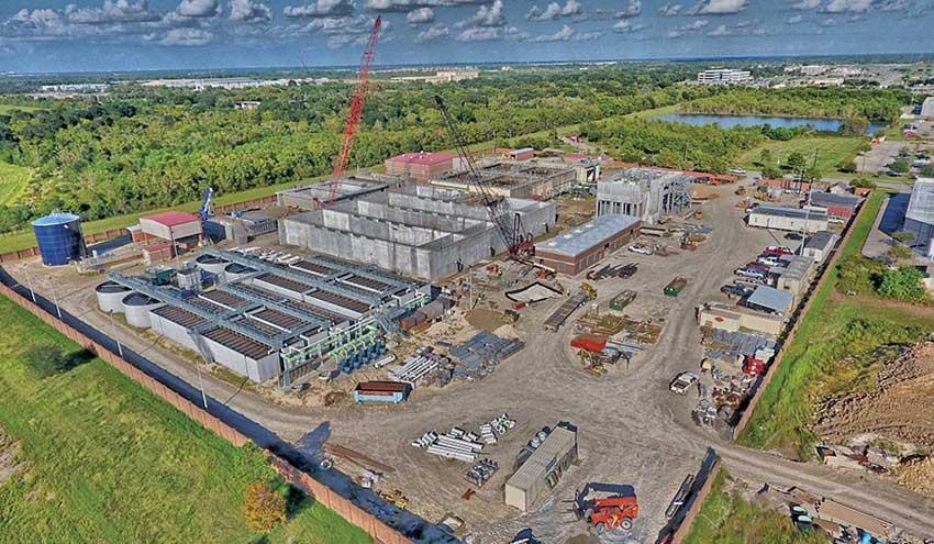 La planta de Pearland, uno de los mejores proyectos de 2019 según Engineering News-Record