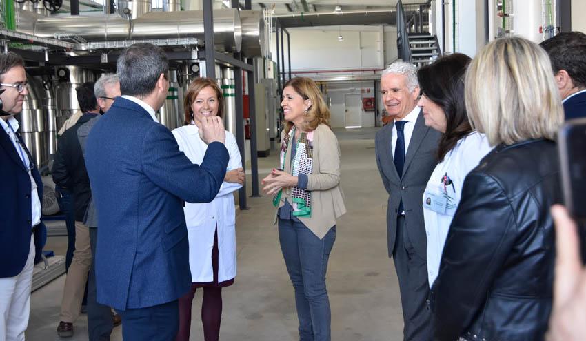 El Hospital Reina Sofía de Córdoba pone en marcha una nueva central térmica pionera en España