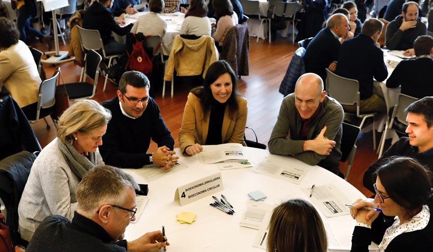 El Gobierno Vasco ultima su Estrategia de Economía Circular