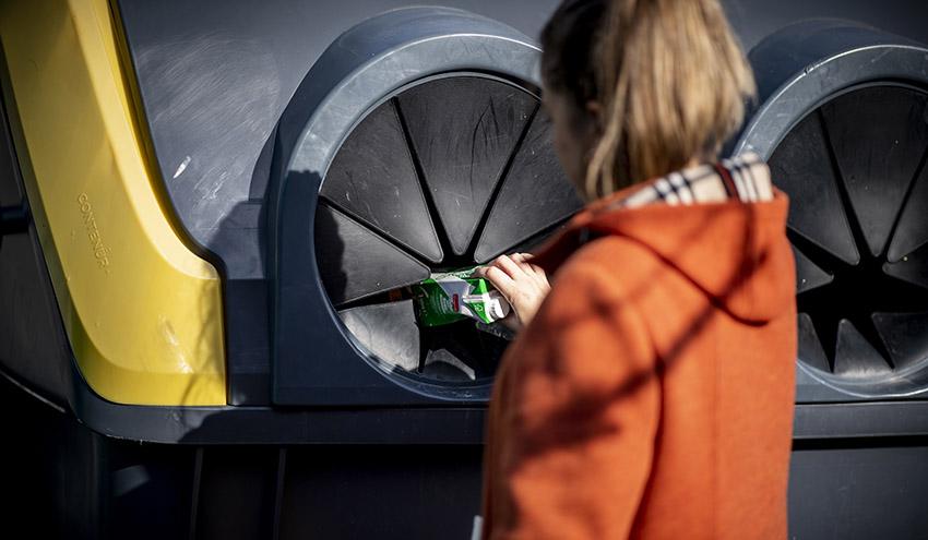 Crece el reciclaje de envases un 8% durante 2019