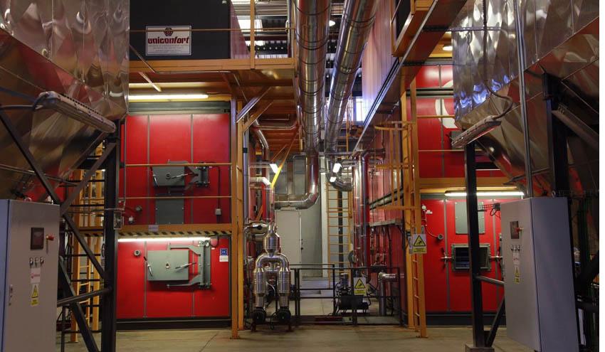 Enerbosque Extremadura cambia su nombre a Veolia Biomasa España