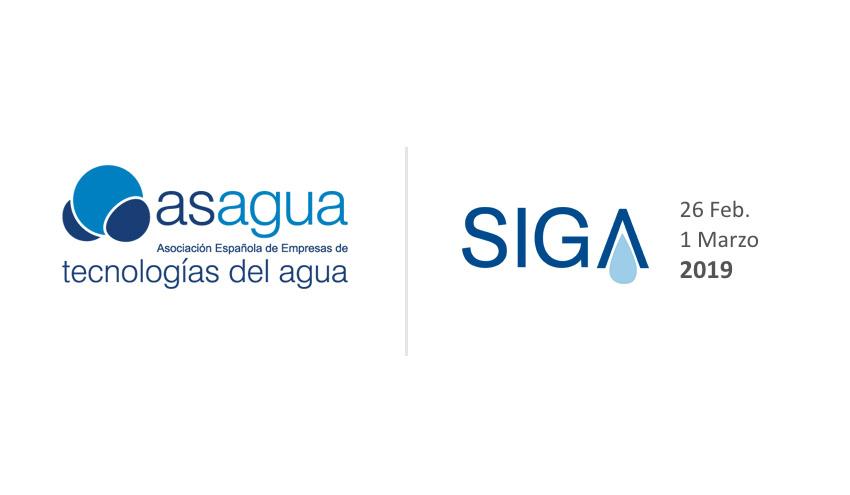 ASAGUA, asociación colaboradora de Feria SIGA 2019