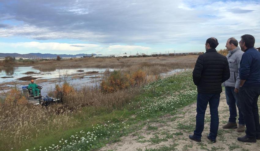 La Generalitat Valenciana y Fundación Global Nature avanzan juntas en conservación de humedales