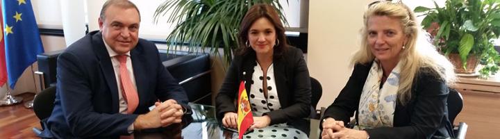 Acuamed y Acosol acuerdan desarrollar varias actuaciones en materia de abastecimiento en la Costa del Sol Occidental de Málaga