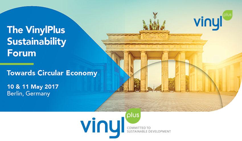 VinylPlus presenta un potente panel de expertos para VinylPlus Sustainability Forum 2017
