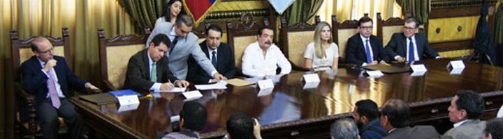 Guayaquil mejorará sus sistemas de saneamiento a través de un macroproyecto de 247,8 millones de dólares