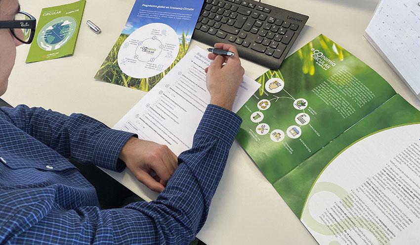 AIMPLAS apoya a las empresas en su reconversión hacia la Economía Circular