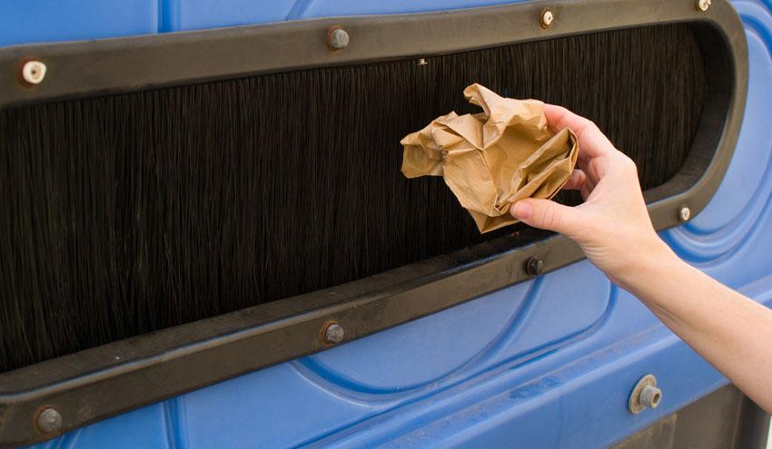 REPACAR hace un llamamiento a la mejora de la calidad del papel recuperado en el contenedor azul