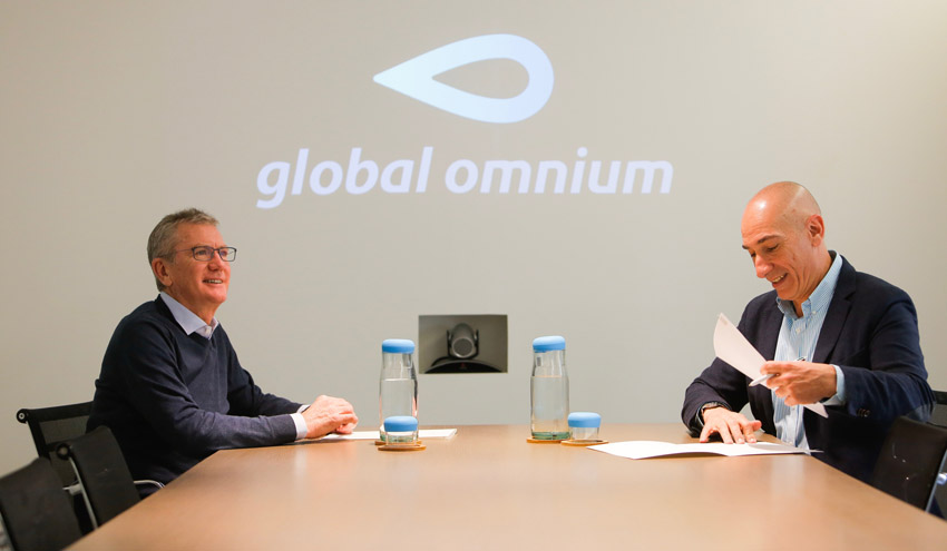 Global Omnium se alía con Global Nature para la protección de humedales