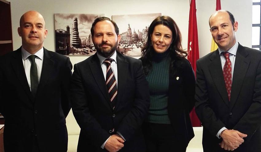 ASEGRE traslada las preocupaciones del sector al nuevo Director General de Medio Ambiente de la Comunidad de Madrid
