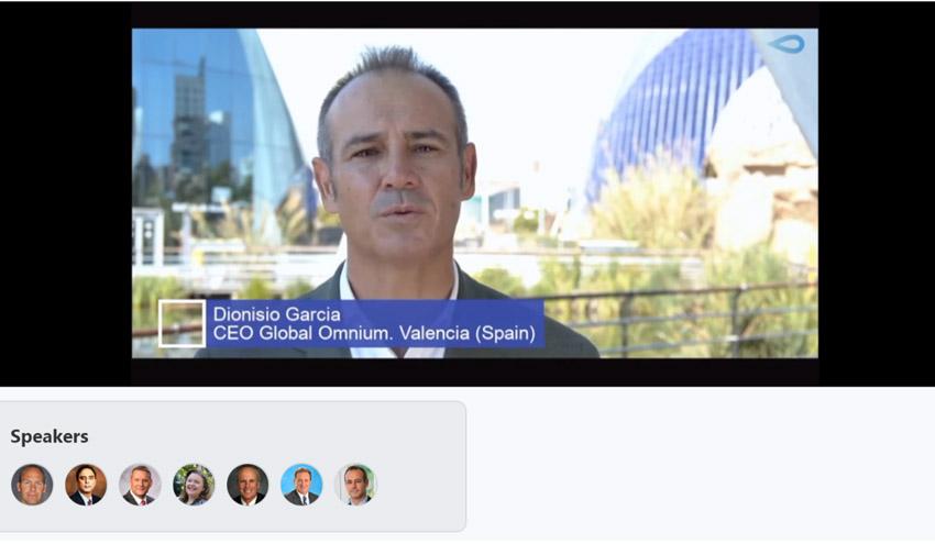Global Omnium presenta SARS GOAnalytics ante las principales tecnológicas del agua de EEUU