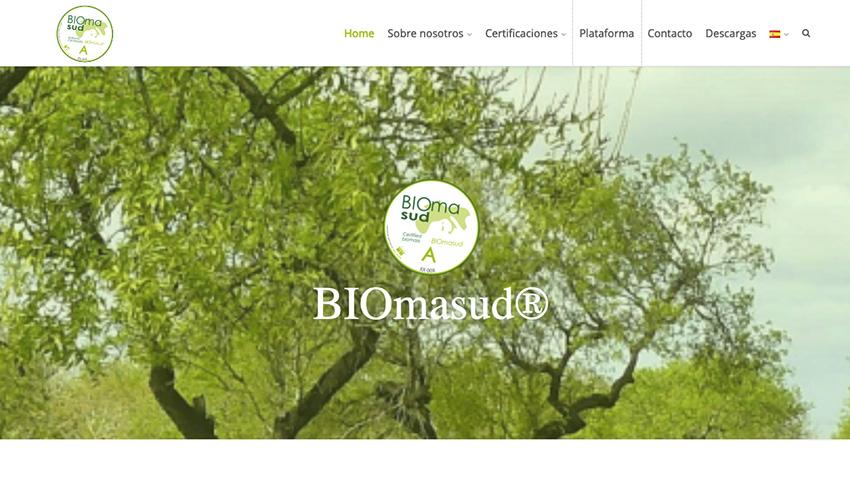 Nueva web de BIOmasud®: producir y consumir biocombustibles certificados cada vez más fácil