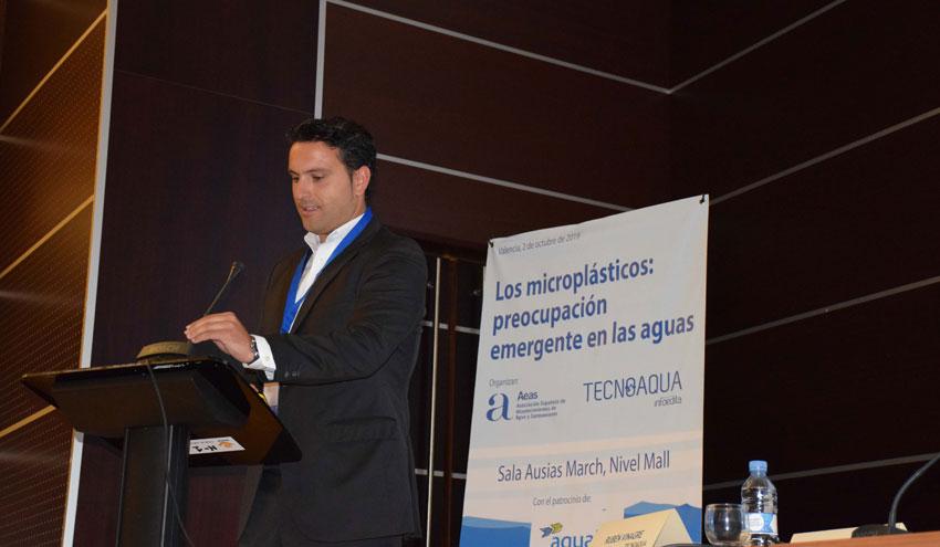 Bioplásticos biodegradables a partir de biorresiduos: Aqualia presenta en Efiaqua sus innovaciones
