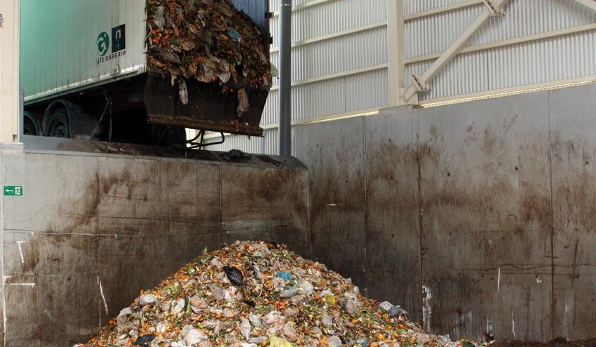 El Consorcio de Residuos de Gipuzkoa mantiene la tarifa de tratamiento de residuos por tercer año consecutivo