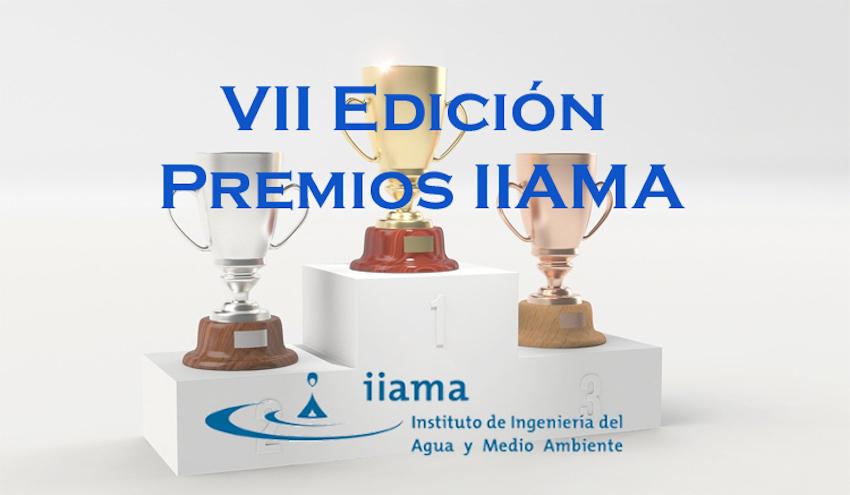 El IIAMA convoca sus VII Premios a los mejores trabajos académicos en Ingeniería del Agua