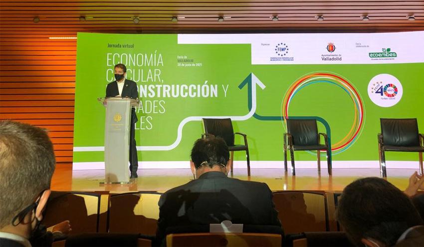 El mundo local se reivindica como actor clave de la economía circular