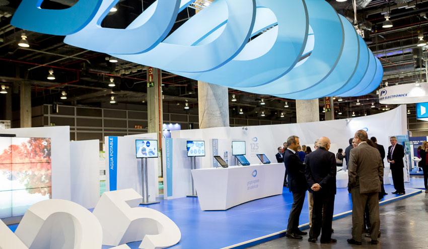 Global Omnium presenta en EFIAQUA su apuesta tecnológica más verde y medioambiental