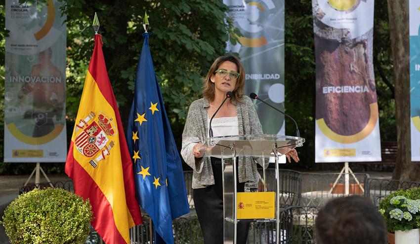La nueva Ley de residuos y suelos contaminados, lista para ser presentada en las Cortes