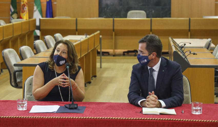 17 proyectos de abastecimiento en alta declarados de interés en Andalucía estarán en marcha este año